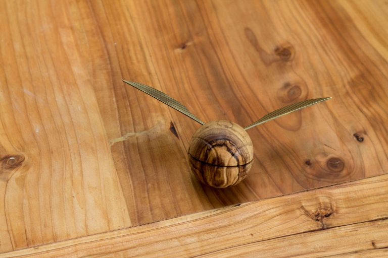 Fresh Timber Snitch Ring box Olive Wood