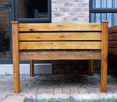 Fresh Timber Large Wooden Planter Box