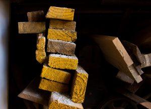 DIY Wood Buying - Stack of Planks