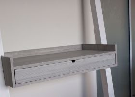 Manufactured Boards & Solid Wood Leaning Table