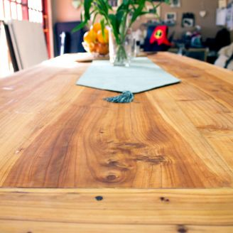 Farmstyle Trestle Table