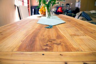 Farmstyle Trestle Table